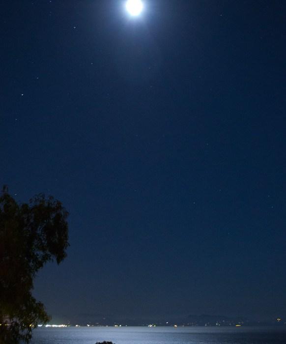 Nacht über Tarifa