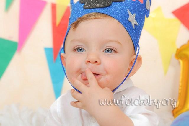 Sesiones Fotográficas de Primer Cumpleaños Granada Fotografa infantil Fotobaby