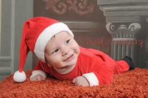 Fotografías de estudio para Navidad en Granada FotoBaby Fotografa infantil bebes embarazo fotografos (19)