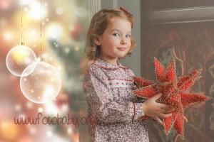 Fotografías de estudio para Navidad en Granada FotoBaby Fotografa infantil bebes embarazo fotografos (2)