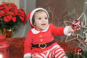 Fotografías de estudio para Navidad en Granada FotoBaby Fotografa infantil bebes embarazo fotografos (5)