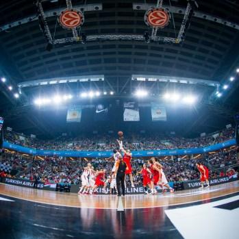 Euroleague Final Four 2012 Istanbul