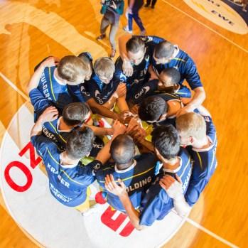26.01.2014 Beko BBL: EWE Baskets - ratiopharm Ulm
