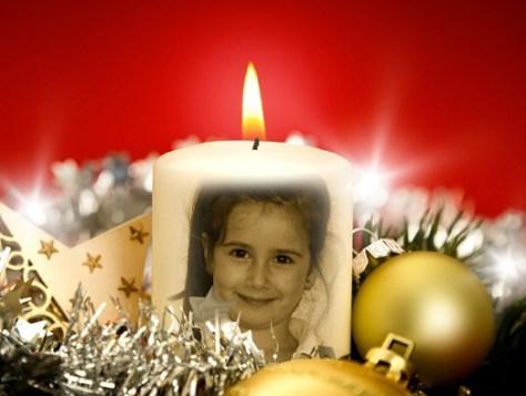 Fotoefectos navideños gratis