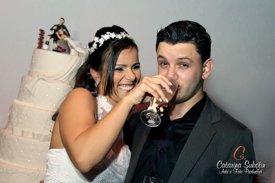 Daniela e Guilherme