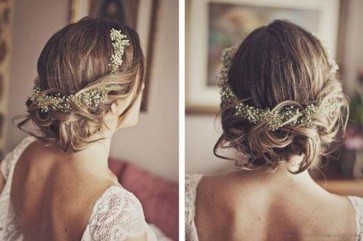 coroa flores noiva
