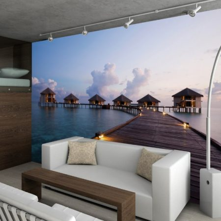 Fotomural decorativo Playa Sala