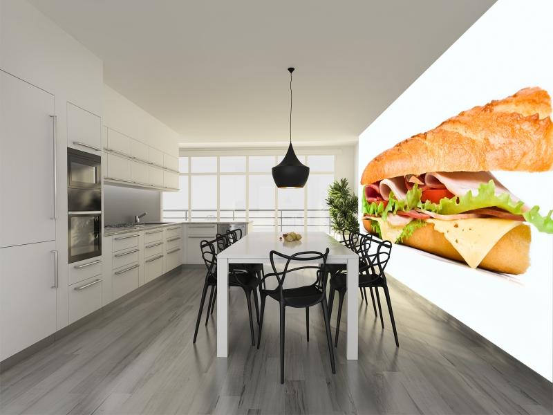 Fotomurales para cocina fotomurales decorativos m xico for Fotomurales para cocinas