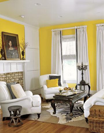 ruang tamu nuansa kuning (4)