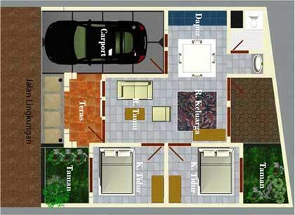 rumah type 50 (1)