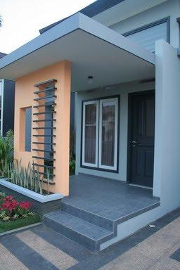 gambar teras rumah minimalis 4