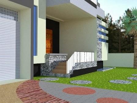 gambar teras rumah minimalis 7