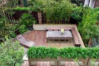 furniture taman minimalis 3
