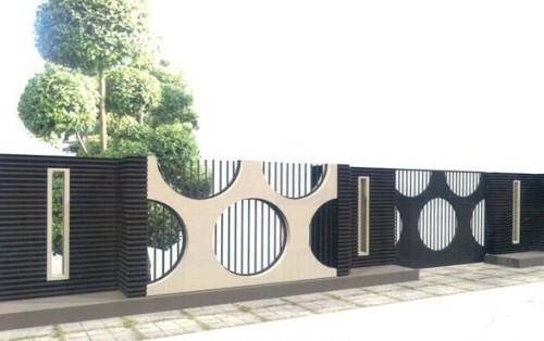 pagar rumah sederhana 15