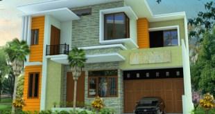 Konsep rumah modern