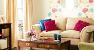 Wallpaper Ruang Tamu Cantik (3)