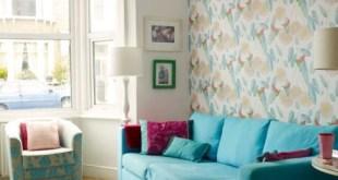 Wallpaper Ruang Tamu Cantik