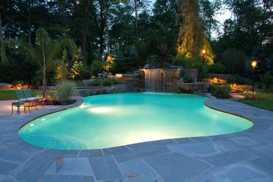 gambar kolam renang minimalis 19