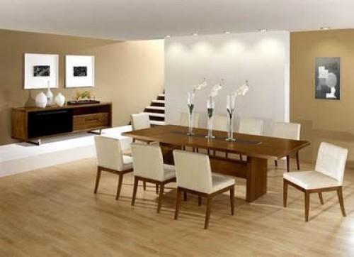 gambar ruang makan minimalis 4