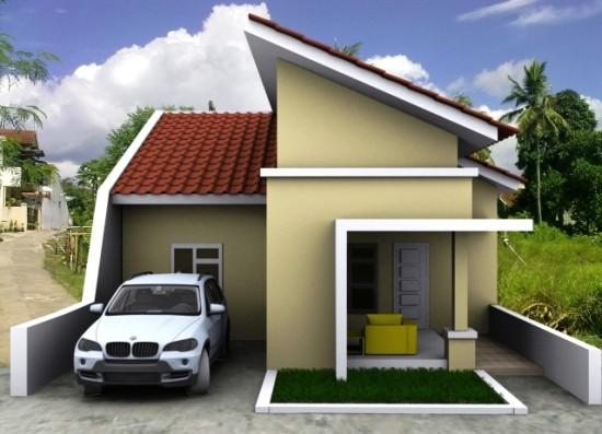 model atap rumah minimalis 3