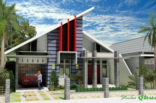 model atap rumah minimalis 2