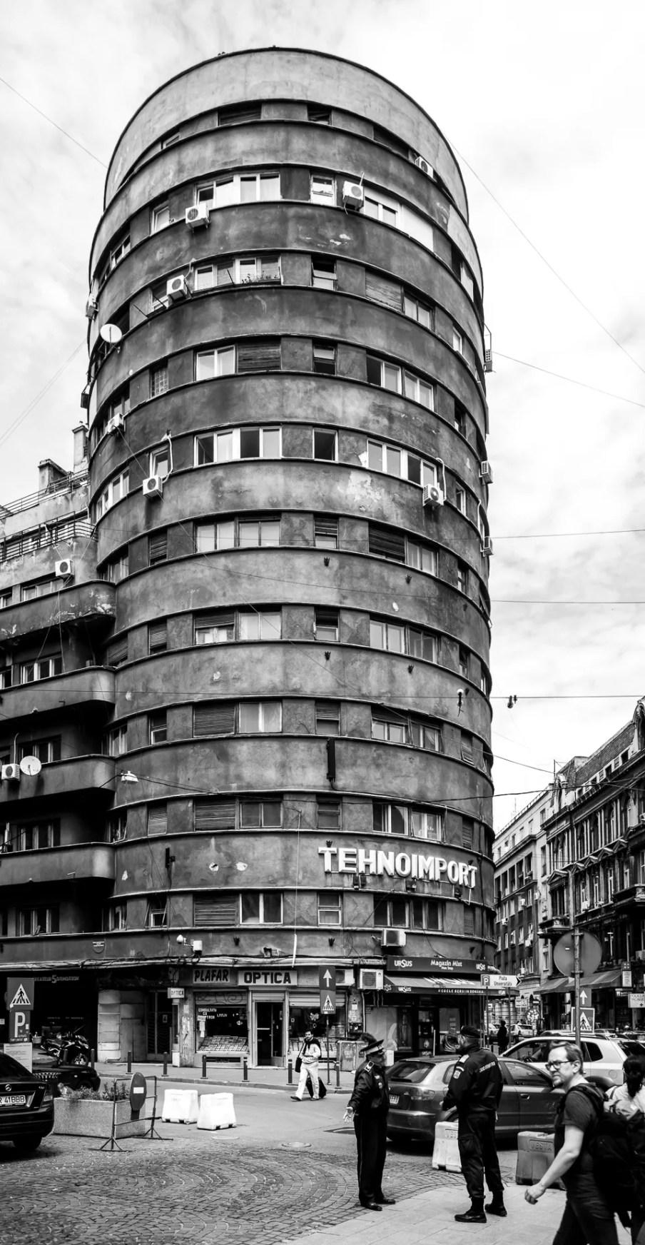 Architektur Bukarest