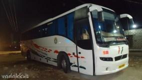 KSRTC Volvo B7R RA100!