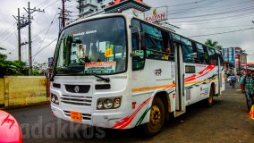 Kondody Autocraft's Newest Bus Model (AIS-052) for Kondody Motors