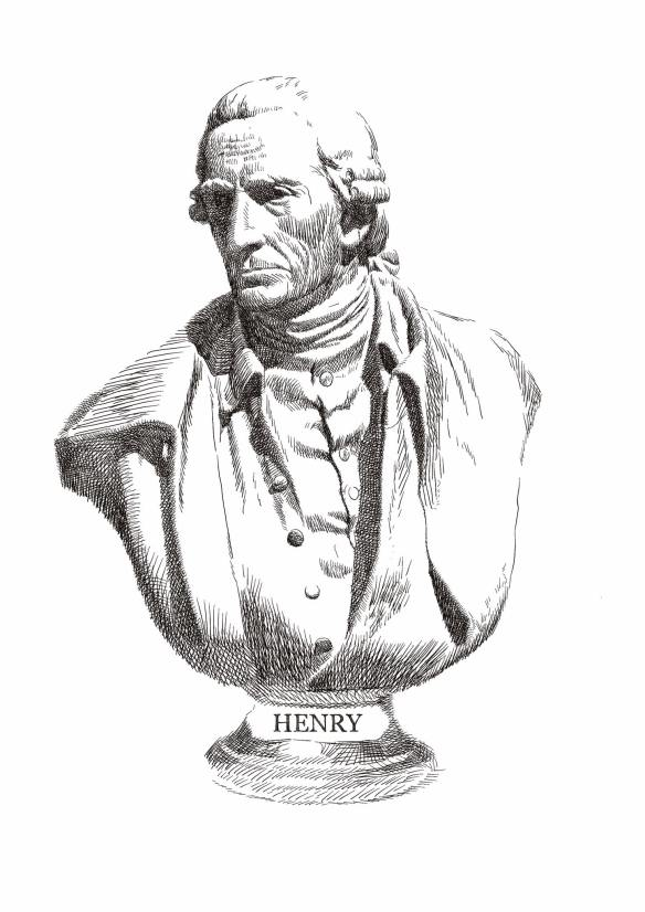 "Patrick Henry (1736–1799).  Henry was American founding father, orator, and governor of Virginia who advocated anti-federalism. ""I know not what course others may take; but as for me, give me liberty, or give me death!"" —""Give Me Liberty"""