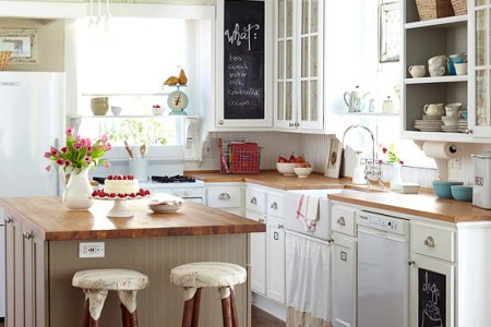 cottage farmhouse kitchens {inspiring in white} fox