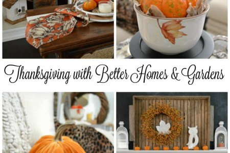 thanksgiving with better homes and gardens. pretty and affordable home and table decor at walmart foxhollowcottage.com 800x1202