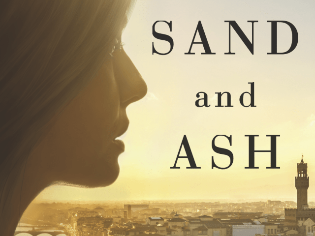 Coming Soon ~ FROM SAND AND ASH by @aharmon_author