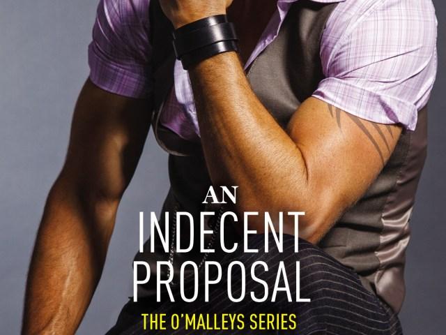 Release Blitz ~ An Indecent Proposal by @katee_robert @ForeverRomance