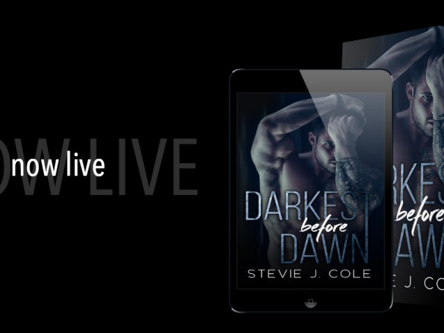Darkest Before Dawn by @StevieJCole