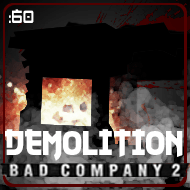 BF: BC2 – 60 Second Strategy 001 – Building Destruction