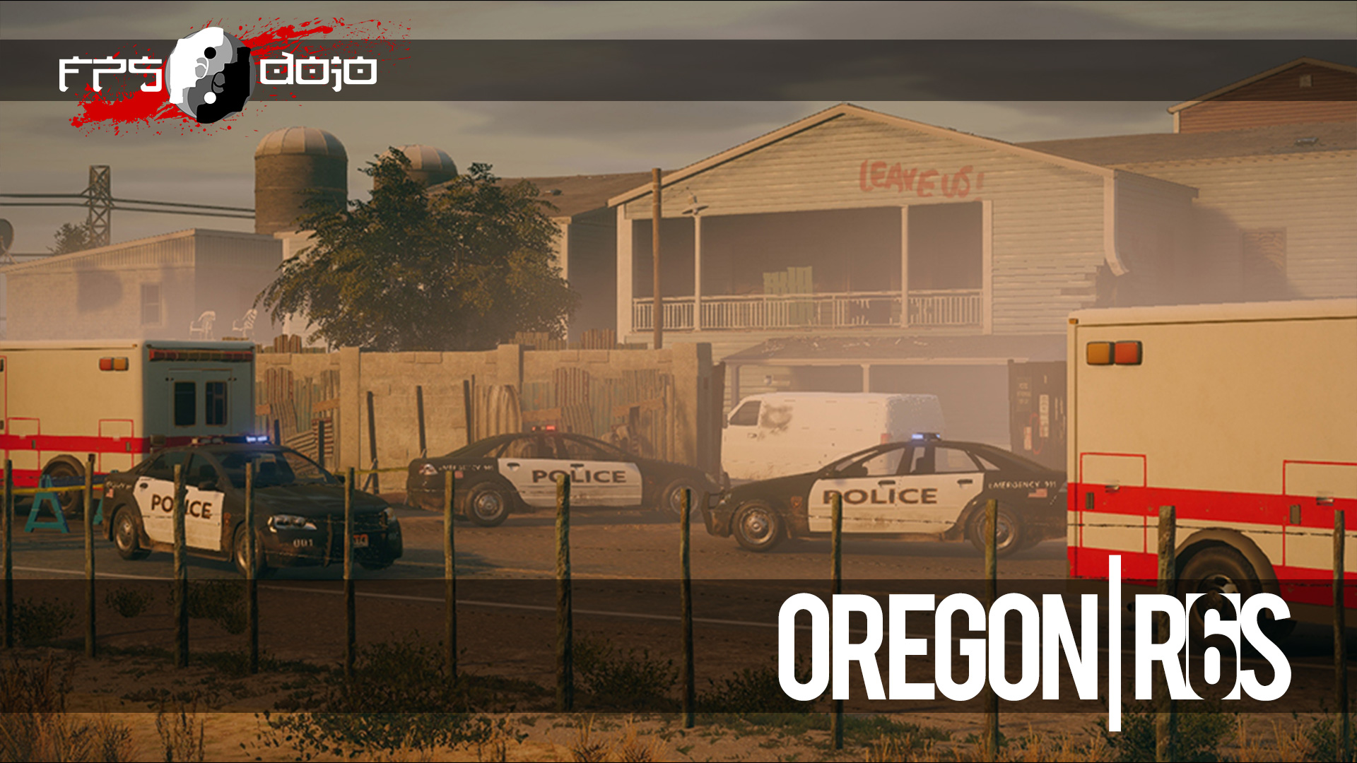 R6S: Oregon