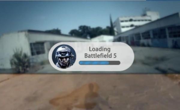 休憩:『Battlefield 5』を Google Project Glass でやってみた動画が凄すぎると話題に