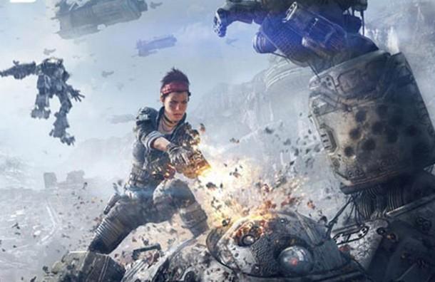 真のCoD:Respawn新作は『TitanFall(タイタンフォール)』、Xbox/PCで2014年春発売
