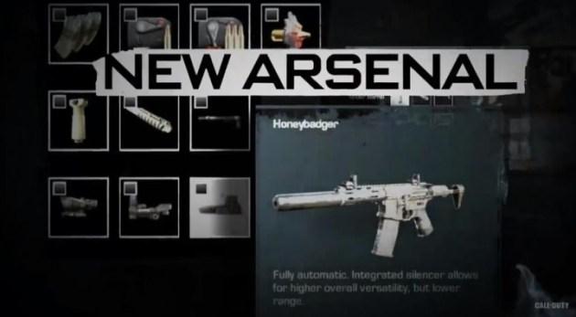 f02072bb689e91a0a965d541113cce20 630x347 CoD:ゴースト:マルチプレイヤー詳細やトレイラー公開!新武器、ストリーク、女性兵士など News CoD:Ghosts