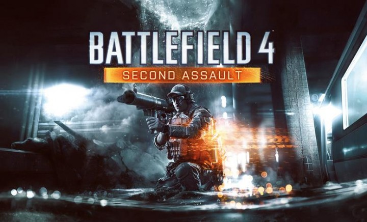 """BF4:DLC""""Second Assault""""の無料配信開始、28日まで(全機種)"""