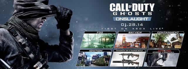 """f70bee08402ee156319506bb2e243fec CoD: ゴースト: 第一弾DLCパック""""Onslaught""""の公式トレイラーが公開 トレイラー Maverick DLC:Onslaught CoD:Ghosts"""
