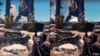 デスティニー:PS4 vs PS3 違いがよく分かる画質比較動画