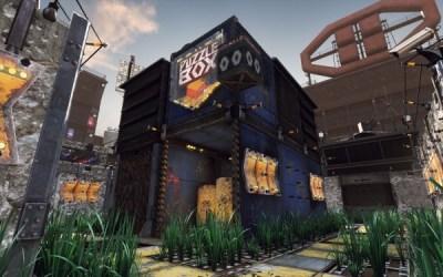 """CoD: ゴースト:新マップ""""Showtime""""のプレイ動画公開!『CoD4』""""Shipment""""のクレイジーなリメイクマップ"""
