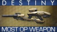"""Destiny:「最強」とされる超レアなエキゾチック武器""""Vex Mythoclast""""でのプレイ動画(3本)"""