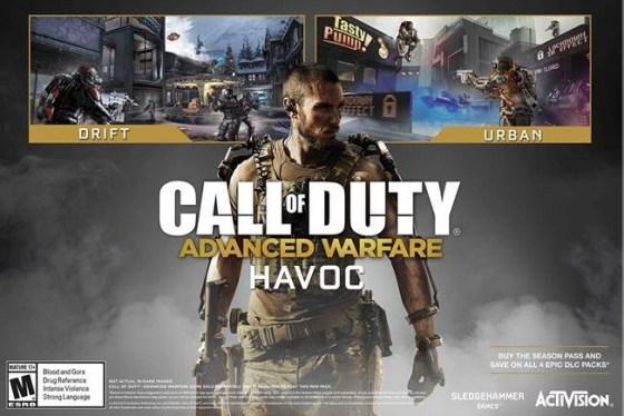 "CoD:AW:第一弾DLC""Havoc""の先行プレイ動画、続々公開"