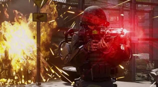 "CoD:AW:新武器""AE4""と""AE4 ..."