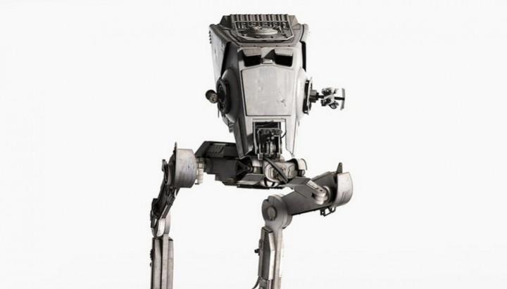 スター・ウォーズ バトルフロント:映画でお馴染みの2足歩行兵器「AT-ST」、使用可能なビークルとして登場