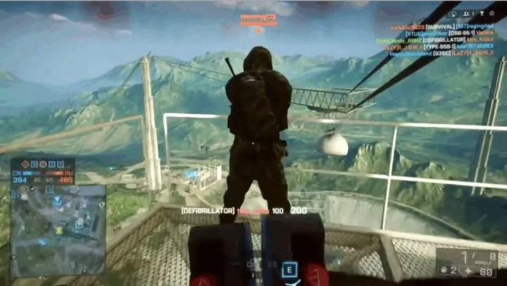 BF4:DICEスタッフも絶賛する神業プレイが誕生。「A m a z i n g」