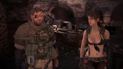 Fallout 4:コナミ公認、『メタルギア』のキャラクター達になれる人気MOD