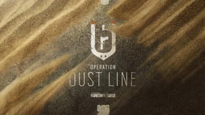 レインボーシックス シージ:第2弾DLC「Operation Dust Line」が5月9日より配信